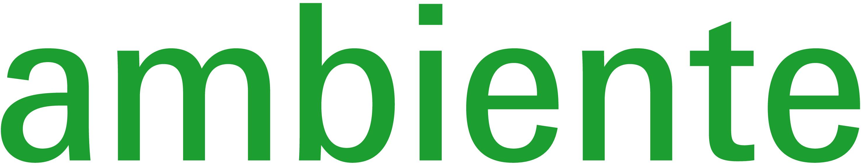 Ambiente - logo