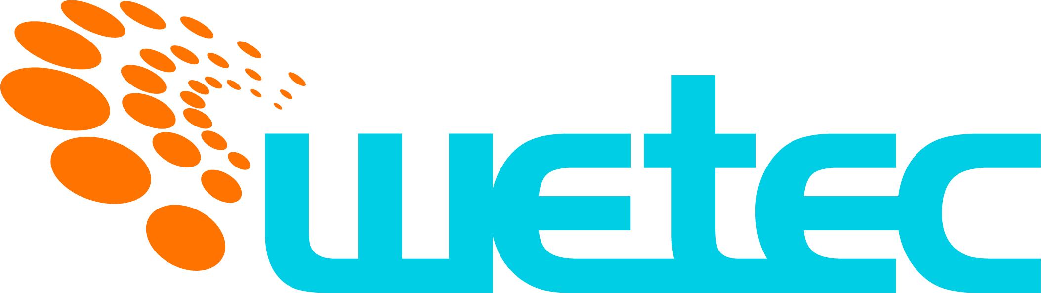 Wetec logo