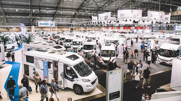 Scandinavian Caravan show kuva